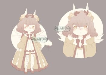 [Closed][Set Price] Young Pervolia Adopt 01 by PickleAdopts
