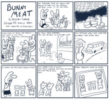 Bunny Meat 90: Miracle Babies by RomanJones