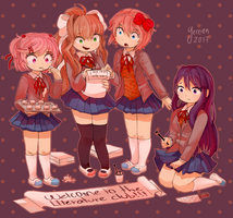 Our Club by Yereren