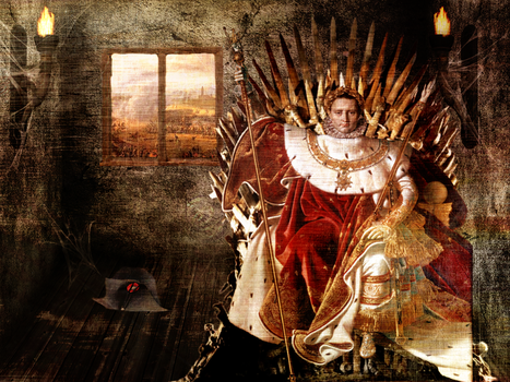 Game of Thrones Napoleon by wales48