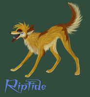 RIPTIDERS by KichisCrafts
