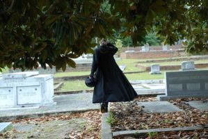 Taylor Jackson Cemetery 29 by LinzStock