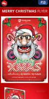 Merry Xmas Flyer by doghead
