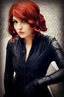 Black Widow - You ready to go? by XionsTwilightTower