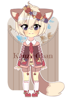 [CLOSED] Adoptable Auction #13 by Kanzy-Chan