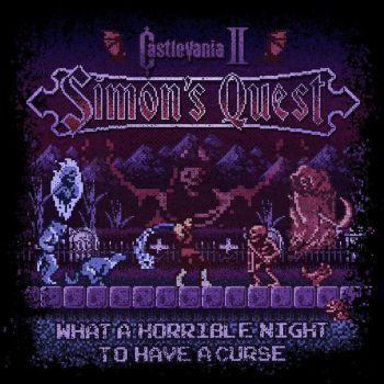 Simon's Vania Castle Quest, too by likelikes