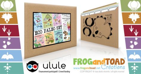 ECO PALEO SET by FROG-and-TOAD