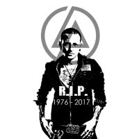 R.I.P. Chester Bennington by JMK-Prime