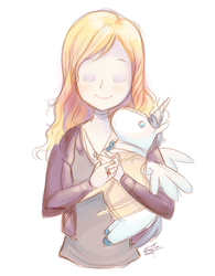 Spn Unicorn by xPrincessSakurax