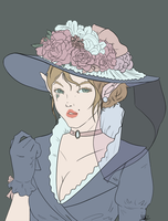 With utmost elegance by alaxative