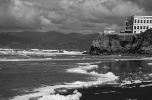 cliff house by choney25