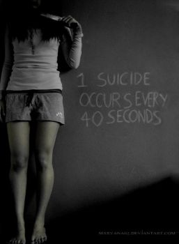 Suicide - Part Three by maryana01