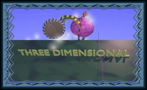 Three Dimensional Graphic Design by StephenL