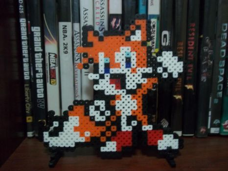 Tails the Fox (BitPix'd) by Lucio1995