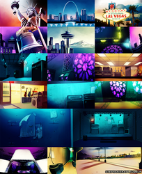 Production Backgrounds by MarionetteDolly