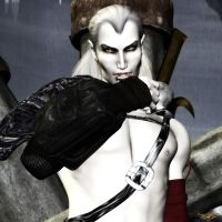 Legacy of Kain - Kains choice by LadyNightVamp