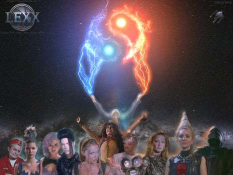 Heroes of the LEXX (4:3) 1600x1200 by Lake333GLD