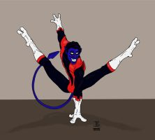 Nightcrawler by J-Ian-Gordon