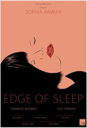 Edge of Sleep movie poster by 3ftDeep by 3ftDeep