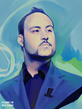 Totalbiscuit / John Bain by mioree-art