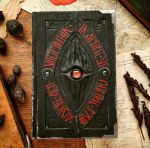 The Oracle's Grimoire - Black and Red edition by MilleCuirs