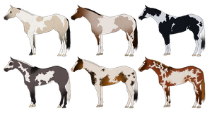 Any Breed Adopts 001 *OPEN* by angry-horse-for-life