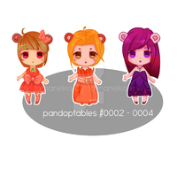 Pandoptable #0001-4 [OPEN - 3 Left] by tamaneko-i-b