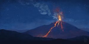 Etna eruption by ClaudioNaccari