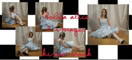 Lolita Alice 6 by kime-stock