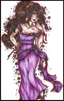 |It's Ancient History| (Megara) by LunauroraKoroleva