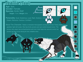 Tealiia Ref by Jenny2-point-0