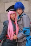 Luka Kaito Love is war by KyuProduction