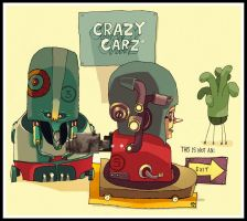crazy.carz by betteo