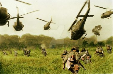 Vietnam War: Part 1 (US Forces) -1 by farahkhan