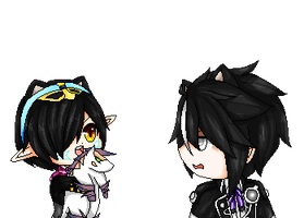 Elsword JoyRide - NOX LOOK WHAT I GOT!!! by queen-val