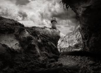 the lighthouse by calis