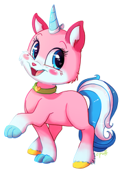 Unikitty! by C-Puff