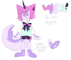 new ref of an old character by lulushu