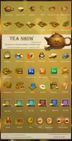 teashow Icons by OnLing