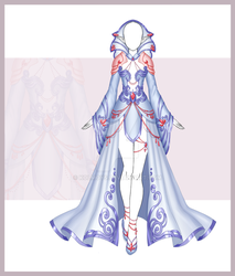 [Close] Adoptable Outfit Auction 154 by Kolmoys