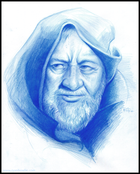 Old Ben Kenobi by RynoZebz
