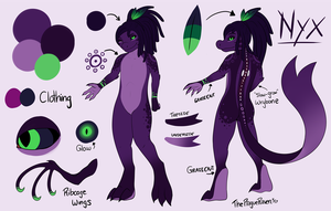 Nyx Reference - OUTDATED by ThePlagueRaven