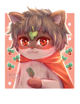 Tobin the Tanuki by Saimari