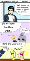 Adventures of Ed and Al -2.5- by tsukiflower