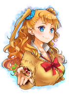 2016-11-25 Galko-chan by momoquest