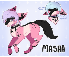 Pastel Goth Prince - Adopt Auction (CLOSED) by Star-Nerd