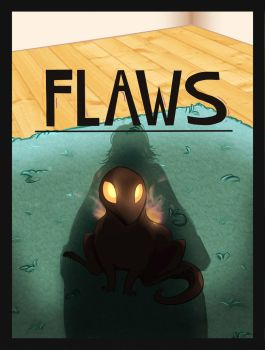 Flaws - Cover by DerangedArtsyPerson