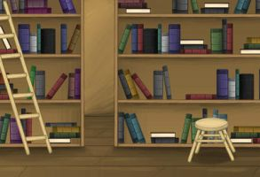 Training house library by Louisetheanimator
