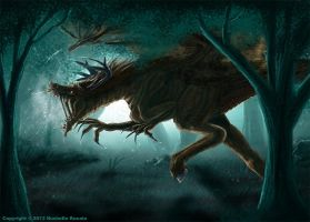 The Jersey Devil 2013 by TheDragonofDoom