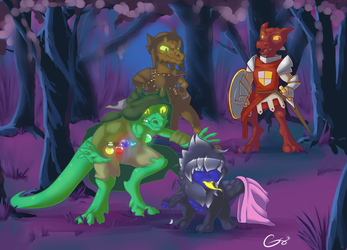 By the Light of Midnight by GrandStorm